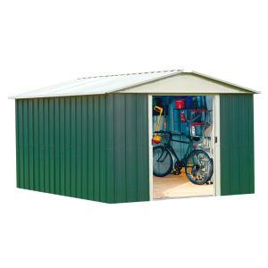 Yardmaster 1013 GEYZ - Abri de jardin en métal 11,03 m2