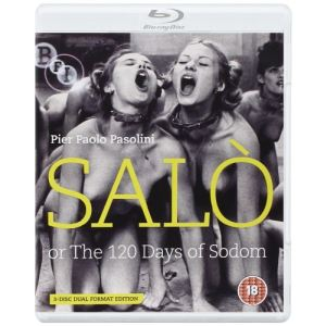 DVD - réservé Salo