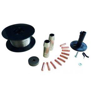 Sodise 05340 - Kit de soudage acier inox