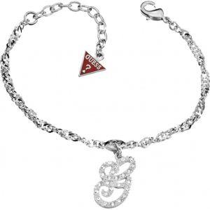 Guess UBB11421 - Bracelet breloque et strass pour femme