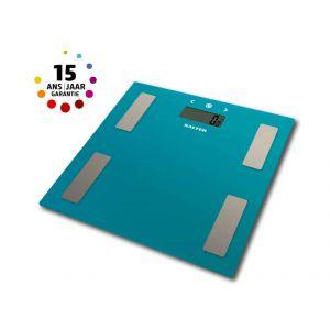 Salter 9150 TL3R - Pèse personne avec fonction impédancemètre