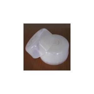 Fds 4 cloches de protection en plastique (28 cm)