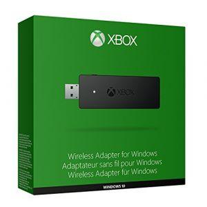Microsoft Adaptateur sans-fil manette Xbox One pour PC