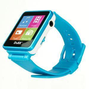 D-jix D-watch 4 Go - Montre MP3