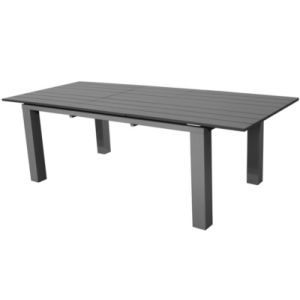 Proloisirs Elena - Table de jardin rectangulaire 180/240 x 105 x 74 cm