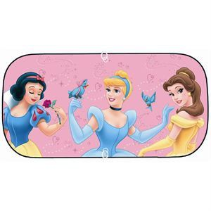 Pare-soleil pour lunette arrière Disney Princesse 90 x 45 cm