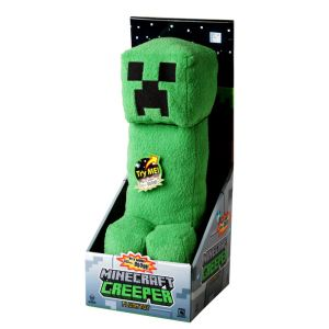 Gaya Entertainment Peluche sonore Minecraft Creeper 36 cm