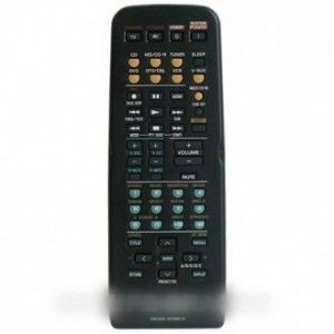 Yamaha we458900 - Télécommande pour audiovisuel video