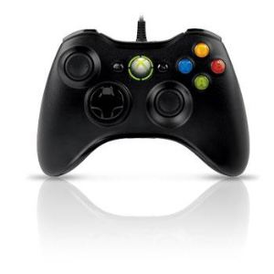 Microsoft Manette filaire USB PC et Xbox 360