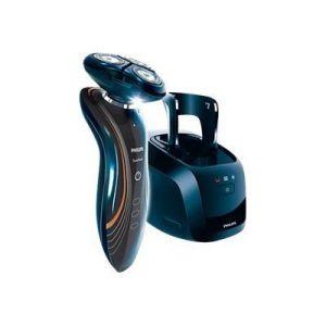 Philips RQ1160 - Rasoir rechargeable 3 têtes SensoTouch Gyroflex 2D avec système Jet Clean