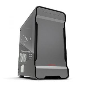 Phanteks Enthoo Evolv mATX Tempered Glass - Boîtier Mini tour sans alimentation