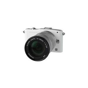 Olympus E-PM1 (avec objectif 14-150mm)