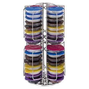 xavax 00111170 porte capsules rondello pour 64 capsules tassimo comparer avec. Black Bedroom Furniture Sets. Home Design Ideas