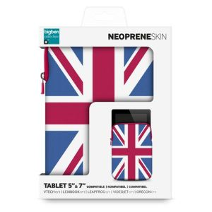 """Bigben Interactive Pochette Neoprene Skin universelle pour tablette 5 à 7"""""""