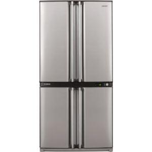 Sharp SJ-F740STSL - Réfrigérateur américain