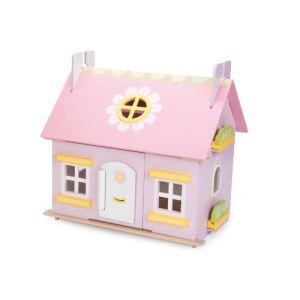 Le Toy Van Maison Cottage en bois de Daisy