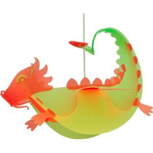 Rosemonde et Michel Coudert Dragon - Suspension L53 cm