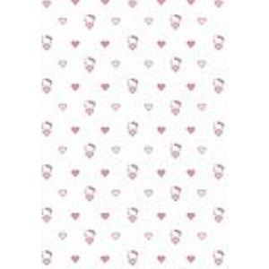 Cti Hello Kitty Ivana - Drap housse (90 x 190 cm)