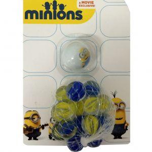 Sac de billes Minions