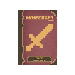 Editions Gallimard Minecraft Guides officiels Combat
