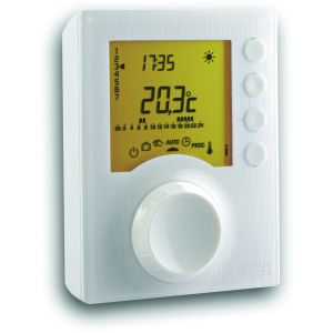 Delta Dore Tybox 117 Thermostat programmable filaire