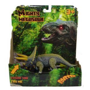LGRI Dinosaure électronique Tricératops