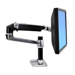 Ergotron 45-241-026 - Bras de bureau pour moniteur LCD