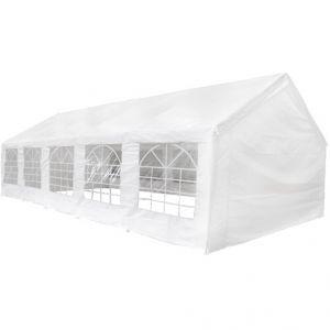 VidaXL 40268 - Toile de rechange pour tente de réception 10 x 5 m