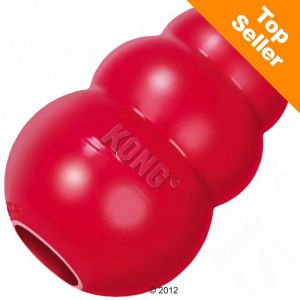 Kong Classic Extra Large Red Small