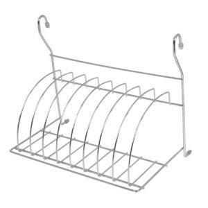 Equinox 507920 - Egouttoir à vaisselle en inox (27 x 32,5 cm)