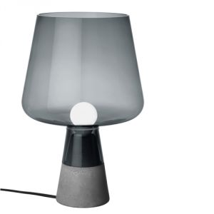iittala Leimu - Lampe de table 38 x 25 cm avec base béton