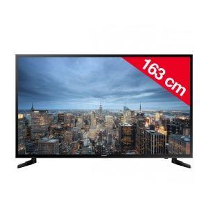 Samsung UE65JU6000 - Téléviseur LED 4K 163 cm Smart TV