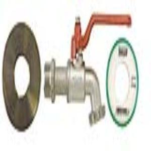 Boutté 8175729 - Kit adaptateur pour cuve 1000L