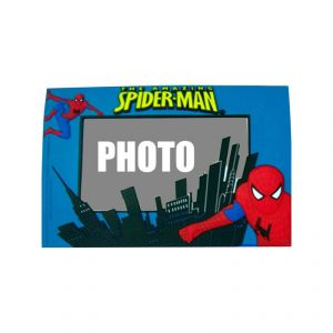 Porte photo Spiderman