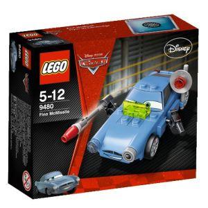 Lego 9480 - Cars : Finn McMissile