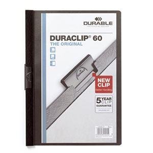 Durable 2209-28 - Chemise Duraclip Original 60 à clip A4