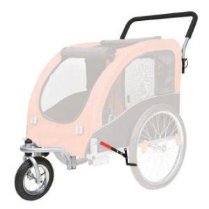 Trixie 12816 - Kit jogger remorque à vélo pour chien