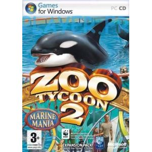 Zoo Tycoon 2 : Marine Mania - Extensions du jeu sur PC