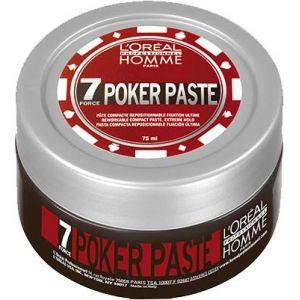 L'Oréal Homme Poker Paste - Pâte de coiffage