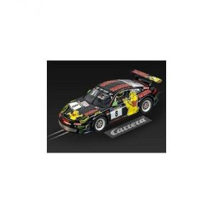 Carrera Toys 27457 - Porsche GT3 Rsr Haribo Racing pour circuit Evolution