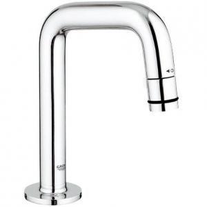 Grohe 20202000 - Robinet de lavabo UNIVERSAL monofluide bec 7 chromé