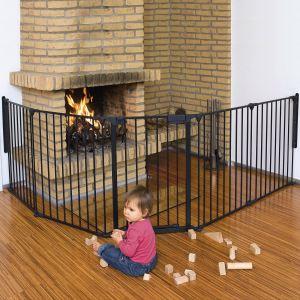 Baby Dan Flex XL - Barrière de sécurité modulable (278 x 71 cm)
