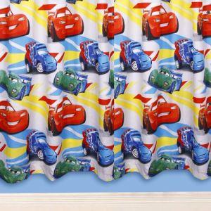 Rideaux Cars Speed Disney (138 x 168 cm)