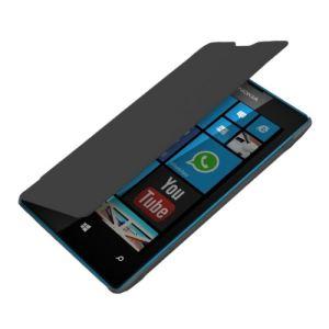 Kwmobile 17433 - Étui de protection à rabat pour Nokia Lumia 520