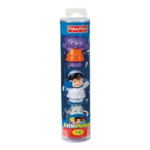 Fisher-Price Tube Figurine Little People Espace