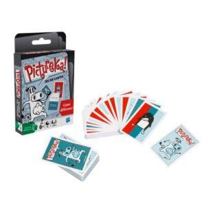 Hasbro Jeu de cartes Pictureka