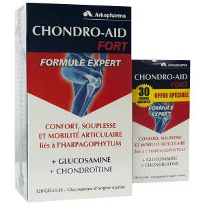 Arkopharma Chondro-Aid Fort formule expert 120 gélules + 30 gélules