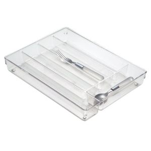 InterDesign Range-couverts Linus Cutlery Tray