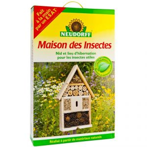 Neudorff Maison des insectes
