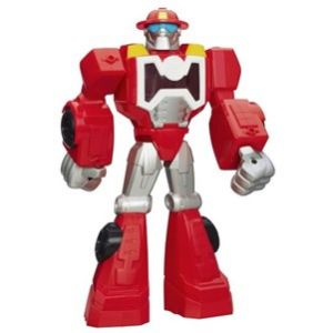 Hasbro Figurine Rescue Heatwave Transformers